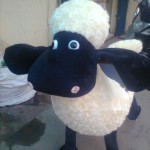 saun the sheep